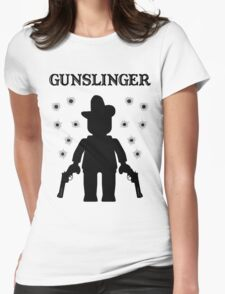 GUNSLINGER, by Customize My Minifig T-Shirt