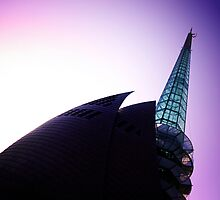 Bell Tower by Shutta