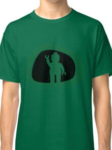 View from a Car Wing Mirror Classic T-Shirt