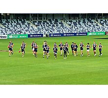 The 2007  Premiers in Practice !!!!! Photographic Print