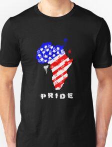 African American Pride Unisex T-Shirt