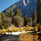 Yosemite in Autumn by Karin  Hildebrand Lau