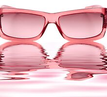 Rose Colored Glasses by Karin  Hildebrand Lau