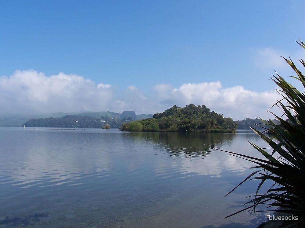 Lake Rotoiti NZ by bluesocks