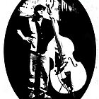 Ace of Double Bass by sharonkennedy