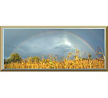 FULL RAINBOW Photographic Print