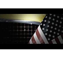 The Stars and Stripes Photographic Print