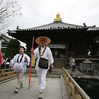 Temple 1 - Ryōzenji - Naruto Tokushima by Trishy
