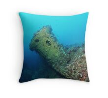 J2 Submarine - Conning Tower (front view) Throw Pillow
