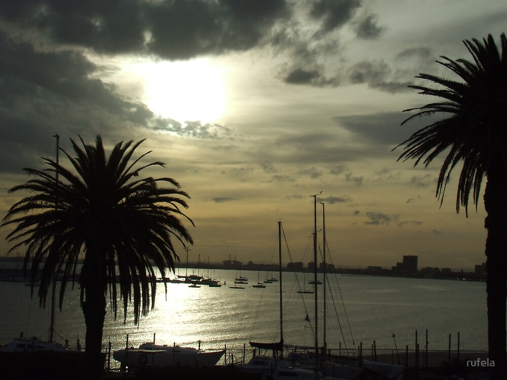 Port Phillip Bay by rufela