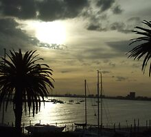 Port Phillip Bay by rufela