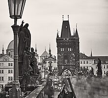 Prague XII by Michael Mancini