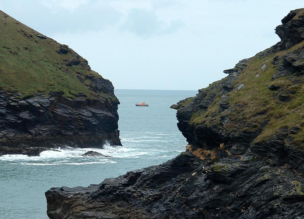 Open Sea by Michael Barber4
