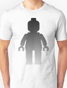 Minifig [Large Silver] Unisex T-Shirt