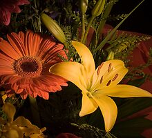 Still life Flowers by Cooper