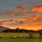 Castle Rigg Stone Circle by Rich Gale
