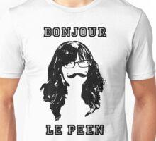 Bonjour Le Peen - New Girl Unisex T-Shirt