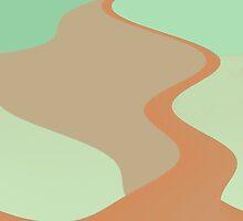 Winding road by pelmof
