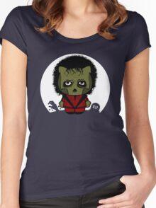 Hello Thriller Women's Fitted Scoop T-Shirt