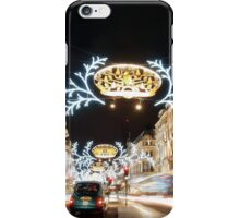Regent Street London iPhone Case/Skin