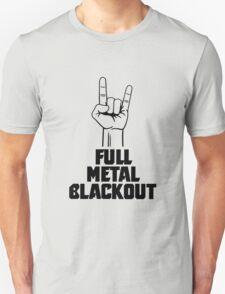 Full Metal Blackout T-Shirt