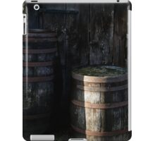 Cider Barrels iPad Case/Skin
