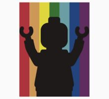 Minifig Pride Kids Clothes