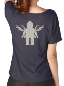 ANGEL MINIFIG Women's Relaxed Fit T-Shirt