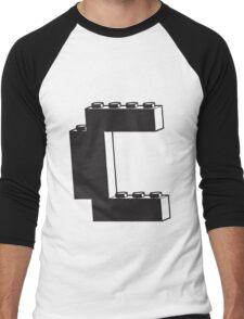 THE LETTER C Men's Baseball ¾ T-Shirt