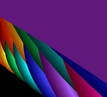 Rainbow horizon by pelmof