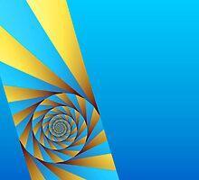 Angled swirl by pelmof