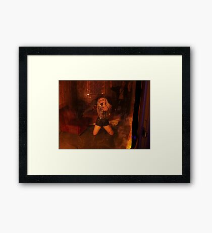 Faux Mo 2014 1 Framed Print