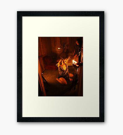 Faux Mo 2014 2 Framed Print