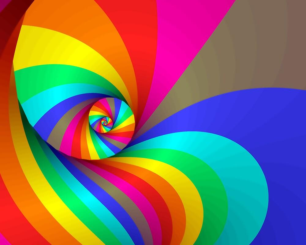 Rainbow nautilis by pelmof