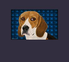 Beagle Staring Directly at You - Digital Paint T-Shirt
