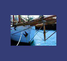 Old vintage wooden sail boat  Unisex T-Shirt