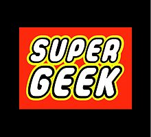 SUPER GEEK by ChilleeW