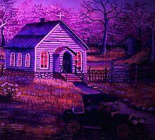 MOONLIGHT by Randy Johnson