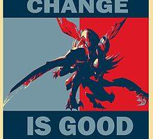 Kha'Zix - Change is Good by Andre Keshishyan