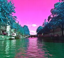 Dreaming of Amsterdam by charliedulcet