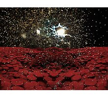 red planet Photographic Print