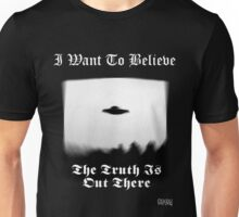 The Trvth Ist Out There Unisex T-Shirt