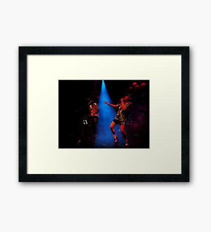 Faux Mo 2014 4 Framed Print