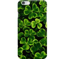 Luck Of The Irish iPhone Case/Skin