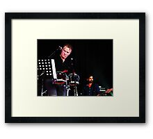 Mick Harvey Framed Print