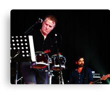Mick Harvey Canvas Print