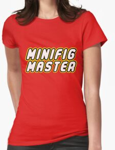 MINIFIG MASTER, by Customize My Minifig T-Shirt