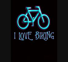I Love Biking Unisex T-Shirt