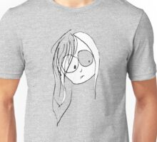ghost of the scanning room 2 Unisex T-Shirt
