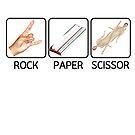 Rock Paper Scissor's by MrPeterRossiter